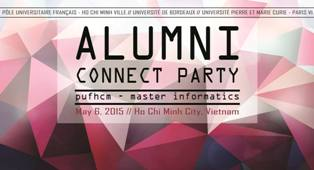 Alumni Connect Party 2015