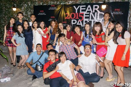 Year End Party 2015